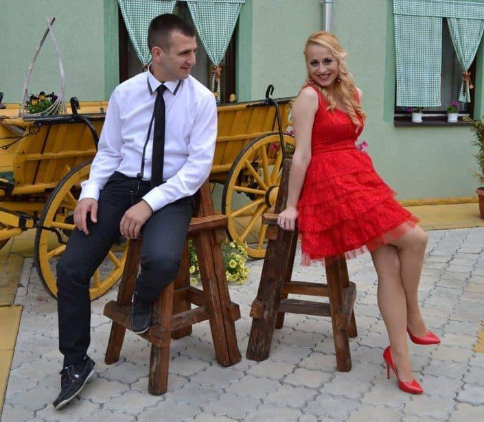 Mladi par u nasoj basti - Zar mance kisacka 6