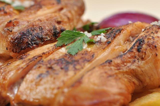 Piletina na tanjiru